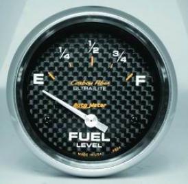 Universal Universal Auto Meter Fuel Gauge 4814