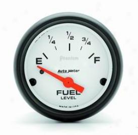 Universal Universal Auto Meter Fuel Gauge 5714