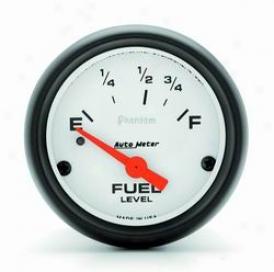 Universal Total Auto Meterr Fuel Gauge 5715