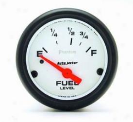 Universal Universal Auto Meter Fuel Gauge 5814