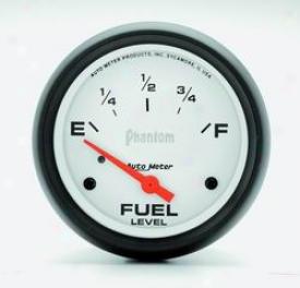 Universal Universal Auto Meter Fuel Gauge 5816