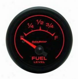 Universal Universal Auto Meter Fuel Gauge 5913
