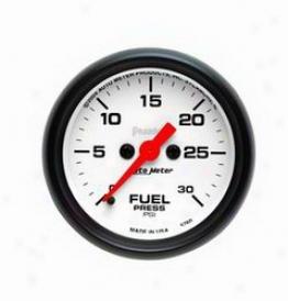 Universal Universal Auto Meter Fuel Pressure Gauge 5760