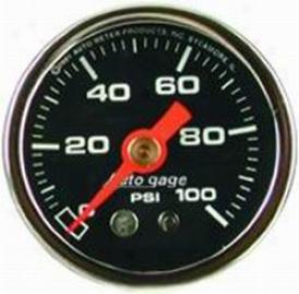 Universal Universal Auto Meter Fuel Pressure Gauge 2174