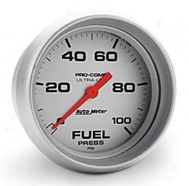 Universal Universal Auto Meter Fuel Pressure Gauge 4463