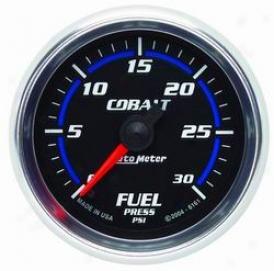 Universal Universal Auto Meter Fuel Impression Gauge 6161