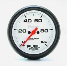 Universal Universal Auto Meter  Fuel Pressure Gauge 5863