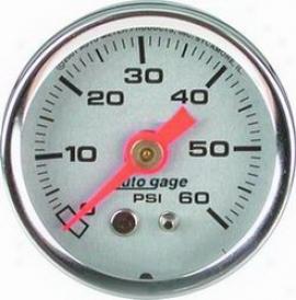 Universal Universal Auto Meter Fuel Pressure Gauge 2179
