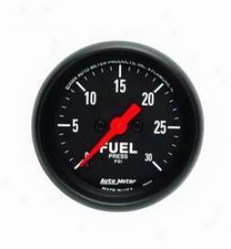Universal Universal Auto Meter Fuel Pressure Gauge 2660