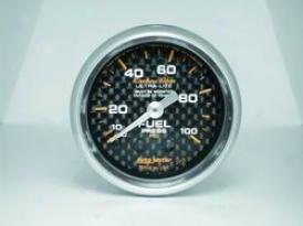 Universal Universal Auto Meter Fuel Pressure Gauge 4712