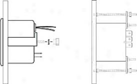 Ecumenical Universal Auto Meter Measure Set 1501