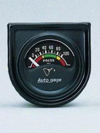 Universal Universal Auto Meter Oil Pressure Gauge 2354