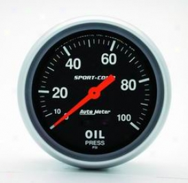General notion Universal Auto Meter Oil Compressing Measure 3421