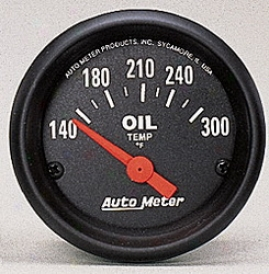 Universal Universal Auto Meter Oil Temperature Measure  26399
