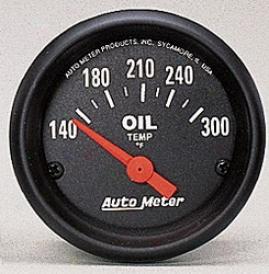 Universal Universal Auto Meter Oil Temperature Measure  26399