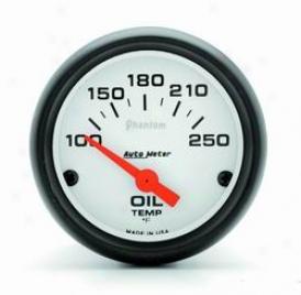 Universal Universal Auto Meter Oil Temperature Gauge 5747
