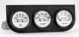 Universal Universal Auto Meter Okl/volt/water Gauge 2324