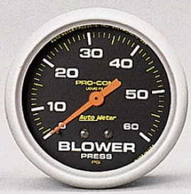 Universal Universal Auto Meter Pressure Gauge 5403