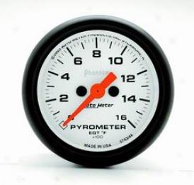 Universal Universal Auto Meter Pyrometer Gauge 5743