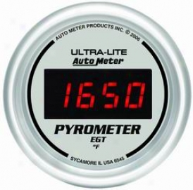 Universal Universal Auto Meter Purometer Gauge 6545