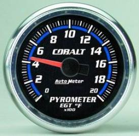 Universal Universal Auto Meter Pyrometer Gauge 6145