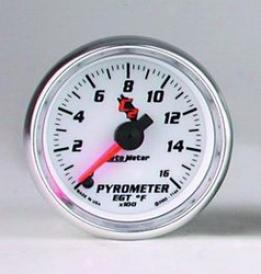 Universal Universal Auto Meter Pyrometer Gaugs 7144