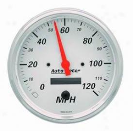 Universal Unoversal Auto Meter Speedometer 1380
