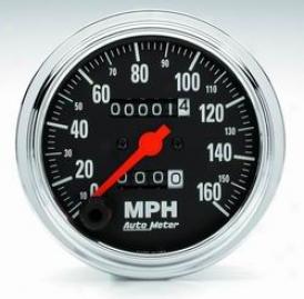 All Universal Auto Meter Speedomete 2494
