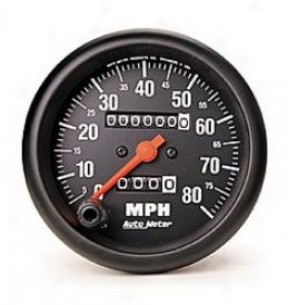 Universal Universal Auto Meter Speedometer 2690