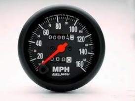 Universal Universal Auto Meter Speedometer 2694