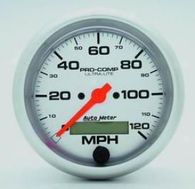 Universal Universal Auto Meter Speedometer 4487