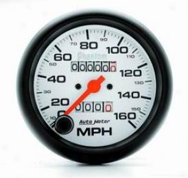 Universal Universal Auto Meter Speedometer 5893