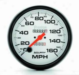 Universal Universal Auto Meter Speedometer 5895
