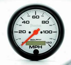 Universal Universal Auto Meter Speedometer 5887