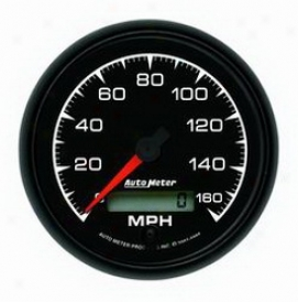 Universal General notion Auto Meter Speedometer 5988