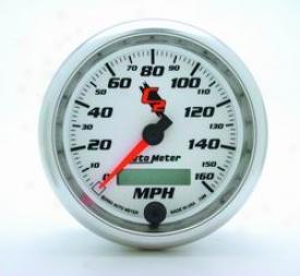 Universal Universal Auto Meter Speedometer 7288