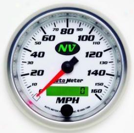 Universal Unjversal Auto Meter Speedometer 7488