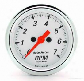 Universal Universal Auto Meter Tachometer 1397