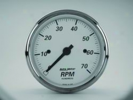 Universal Universal Auto Meter Tachometer 1995