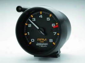 Universal Universal Auto Meter Tachometer 2309