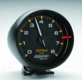 Unievrsal Universal Auto Meter Tachometer 2300