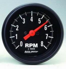 Universal Universal Auto Meter Tachometer 2698