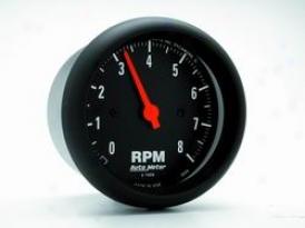 Universal Universal Auto Meter Tachometer 2699
