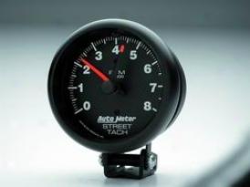 Universal Universal Auto Meter Tachometer 2894