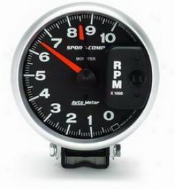 Universal Universal Auto Meter Tachometer 3900