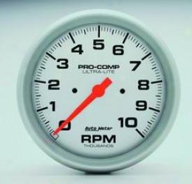 Universal Universal Auto Meter Tachometer 4498