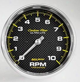Universal Universal Auto Meter Tachometer 4898