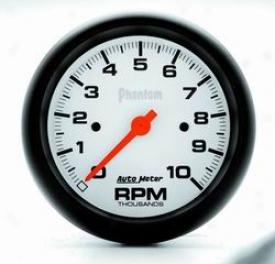 Universal Universal Auto Meter Tachometer 5897