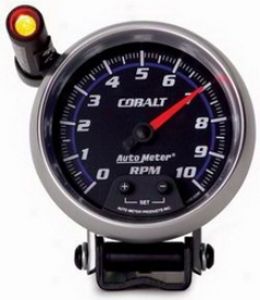 Universal Universal Auto Meter Tachometer 6290