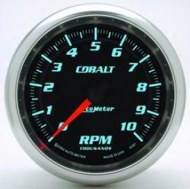 Universal Universal Auto Meter Tachometer 6297